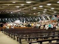 A Lourdes avec la paroisse ou le diocèse