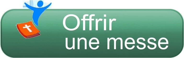 Logo accueil offrir une messe