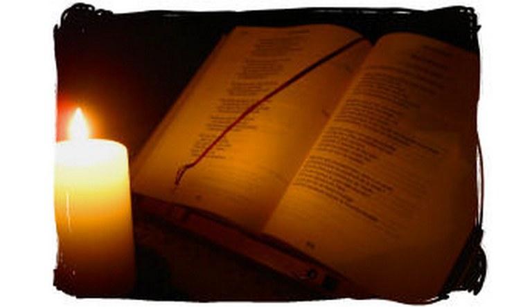 bible bougie