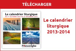Calendrier 2013-2014