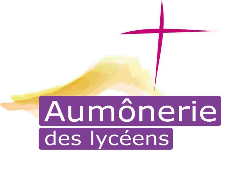 Logo Aumonerie lycéens
