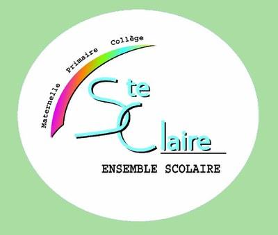 logo école Ste-Claire